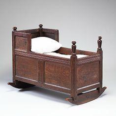 Cradle 1640-90, Massachusetts