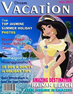 Dream Vacation June 2012
