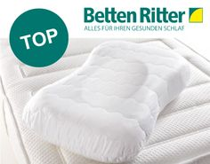 85 Jahre Betten Ritter - 85 Jahre alles für Ihren gesunden Schlaf  Heute stellen wir Ihnen dieses Jubuläumsangebot 2017 vor: Swissflex SF 10 Nackenstützkissen Latex-Kern  https://www.bettenritter.com/Swissflex-SF-10-Nackenstuetzkissen-Latex-Kern_2