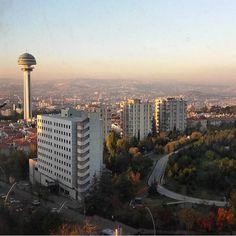 Atakule @Ankara  Tebrikler!   Fotoğraf Sahibi:...