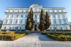 Schloss Leopoldskron in Salzburg wird zum Luxushotel - Sehen Sie dazu eine Sendung bei HOTELIER TV: http://www.hoteliertv.net/weitere-tv-reports/schloss-leopoldskron-in-salzburg-wird-zum-luxushotel