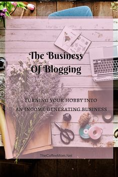 Yes, there is a business of blogging. It can be a fun hobby, and it can also be an income generating opportunity. The only difference, is your mindset.