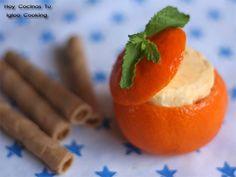 Mandarinas heladas - frozen tangerines