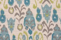Premier Prints Neda - Birch Barkcloth Drapery Fabric in Frost $12.95 per yard To add length to dining room drapes.