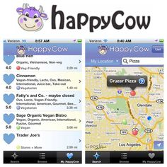 a3ad4edf477e56 HappyCow is a worldwide database of all of the vegan