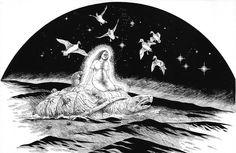 Illustration by John Kahionhes Fadden