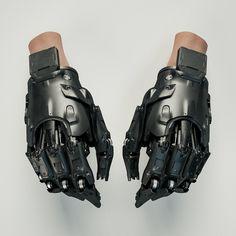 ArtStation - Gloves, Mark Chang