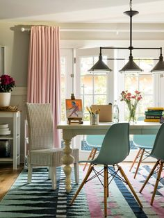 Turn Your Dining Room Into a Family-Friendly Multipurpose Space | HGTV