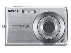 #Nikon #coolpix s200 7.1 mp digital #camera - silver,  View more on the LINK: http://www.zeppy.io/product/gb/2/301630293178/