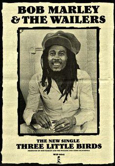 Marley ad. #BobMarley