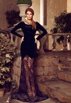 1001šaty plesové šaty Hilda