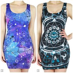 Sleek Dresses For Astronomy And Astrology Nerds Read more at http://fashionablygeek.com/approved-products/sleek-dresses-for-astronomy-and-astrology-nerds/#yqsXUfmVMCOAYyfK.99