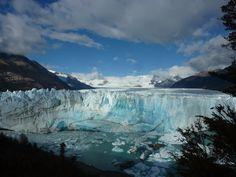 O Parque Nacional Los Glaciares, nos confins da Patagónia argentina, protege 600.000 hectares de florestas subantárcticas, espécies anim...