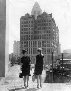 Los Angeles, c. 1964...
