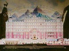 Ralph Fiennes, Jeff Goldblum, Willem Dafoe, F. Murray Abraham, and Adrien Brody in The Grand Budapest Hotel (2014)