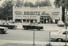 West Hartford, CT, 1960s.