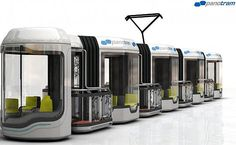 Panotram electric tramway brings together people and the environment