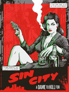 Sin City - A Damme to Kill For (Galerie F) on Behance