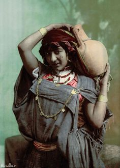 تصاویری از ۱۰۰ سال پیش تونس | سفر در تاریخ