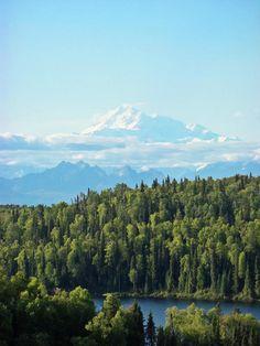 ✮ Denali, Alaska Contrast