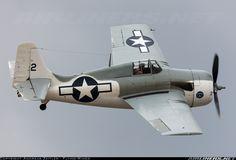 Grumman (General Motors) FM-2 Wildcat aircraft picture