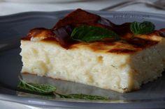 photo: Χρυσαυγή Μπόμπολα Quiche Recipes, Yams, Something Sweet, Recipies, Cheesecake, Ethnic Recipes, Desserts, Food, Sunshine