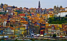 The 12 most romantic small towns in Europe: Porto, Portugal Oh The Places You'll Go, Places To Travel, Travel Destinations, Places To Visit, Destination Voyage, European Destination, World Of Wanderlust, Spain And Portugal, Visit Portugal
