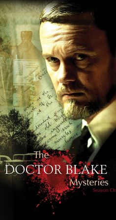 'The Doctor Blake Mysteries' (T. Series, Craig McLachlan stars as Dr. Lucien Blake who left Ballarat as a young man. He's now returned to take over his deceased fathers medical practice, in addition he adds the role of the towns 'on-call' surgeon British Mystery Series, Mystery Tv Series, Mystery Show, Mystery Books, Tv Series 2013, Tv Series To Watch, Series Movies, Movies To Watch, Movies And Tv Shows