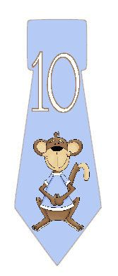 Monthly Onesie Stickers Boys Ties  PreCut by watchmegrowstickers, $9.99
