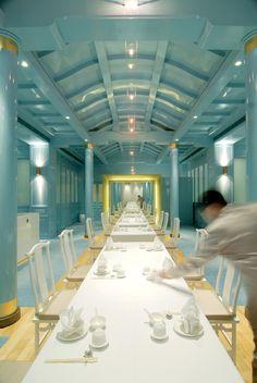 Royal China Restaurant at Raffles Hotel