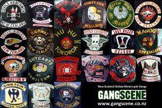 Biker Gang Logo Biker gangs logo biker gang