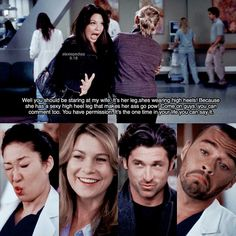 I miss them. Grey's in it's prime Greys Anatomy Gifts, Greys Anatomy Funny, Greys Anatomy Episodes, Grays Anatomy Tv, Grey Anatomy Quotes, Grey's Anatomy, Jackson Avery, Grey Quotes, Grey Stuff