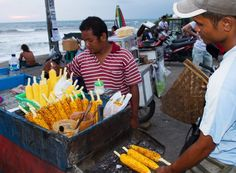 Street food in Bali