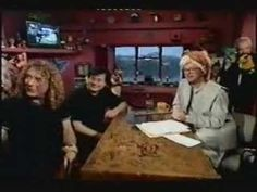 Rare!! Page and Plant Interview - TFI Friday 1998 #gettheledout