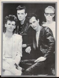 "Bauhaus were an English post-punk band, formed in Northampton, England in 1978. The group consisted of Peter Murphy, Daniel Ash, Kevin Haskins and David J. The band was originally named ""Bauhaus 1919"""
