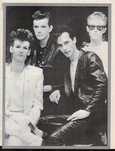 Bauhaus - 80s Goth