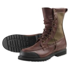 Just found this Upland Hunting Boots - Gokey%26%23174%3b Cordura Wetlander -- Orvis on Orvis.com!