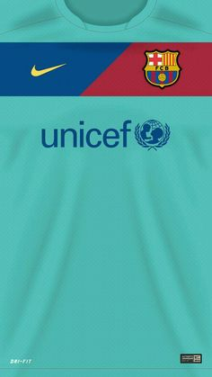 FC Barcelona 10-11 kit away