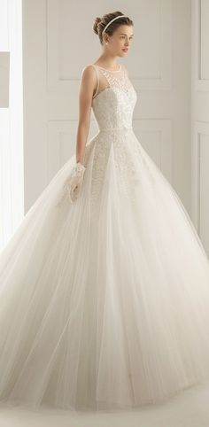 Rosa Clara 2015 Bridal Collection – Fashion Style Magazine - Page 10 love of my life
