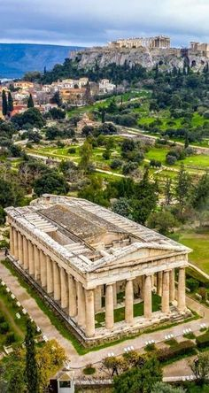 Check out our list with the best Tourist Places in Athens! Discover the most popular places to visit in Athens city including Acropolis Museum, Odeon of Herodes Atticus, Acropolis. Tourist Places, Places To Travel, Places To See, Travel Destinations, Greece Destinations, Ancient Ruins, Ancient Greece, Greece Culture, Ancient Greek Architecture