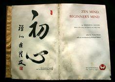 Zen Mind, Beginner's Mind by Shunryu Suzuki Roshi Life Changing Books, Documentaries, My Books, Zen, Meditation, Mindfulness, Tibet, Reading, Words