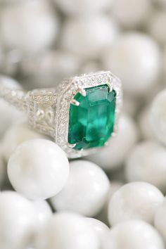Emerald and Diamond
