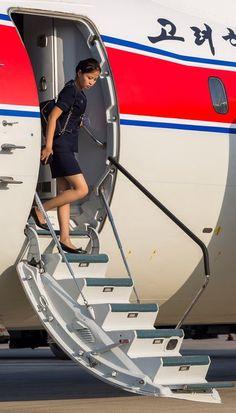 "Air Koryo stewardess on Twitter: ""https://t.co/mjNh9TtfSA"""