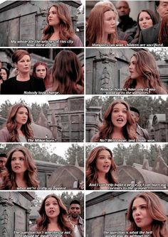 the originals 2x21 | Davina: as much as I like her, she got a bit big-headed when put in power