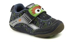 Oscar The Grouch Stride Rite Shoes