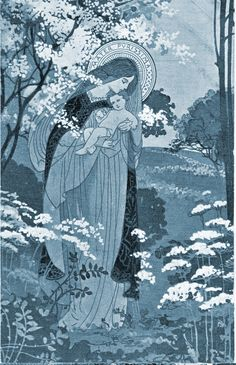 Daughter of the King, Holy Mother Mary, Queen of Heaven, teach us how to...