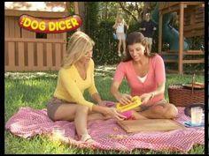 The Dog Dicer - A One-Of-A-Kind Hot Dog Slicer