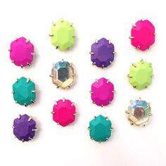 Gorgeous Morgan Stud Earrings by Kendra Scott Jewelry!