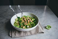 Brussels Sprouts Salad Recipe | A Cup of Jo