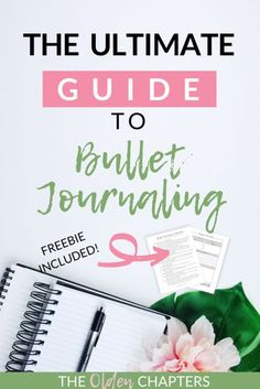 This step-by-step guide to creating a bullet journal includes everything you'll need to know to get started!